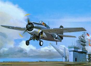 """Купите Самолет  F4F-4 """"Уайлдкэт"""" (1:32) в интернет-магазине «Лавка Орка». Доставка по РФ от 3 дней."""