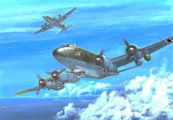Купите Самолет  FW 200 C-3 Condor (1:72) в интернет-магазине «Лавка Орка». Доставка по РФ от 3 дней.
