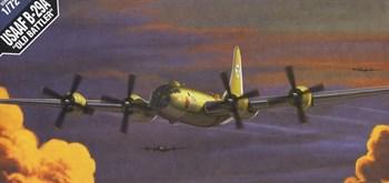 "Купите Самолет  USAAF B-29A ""OLD BATTLER""  (1:72) в интернет-магазине «Лавка Орка». Доставка по РФ от 3 дней."