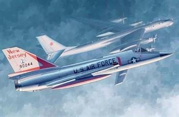 Купите Самолет  US F-106A Delta Dart (1:48) в интернет-магазине «Лавка Орка». Доставка по РФ от 3 дней.