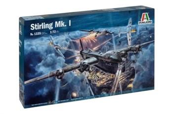 """Купите Самолет """"Стирлинг"""" MK.I (1:72) в интернет-магазине «Лавка Орка». Доставка по РФ от 3 дней."""