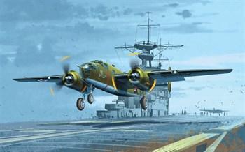 """Купите Самолёт USAAF B-25B """"DOOLITTLE RAID""""  (1:48) в интернет-магазине «Лавка Орка». Доставка по РФ от 3 дней."""