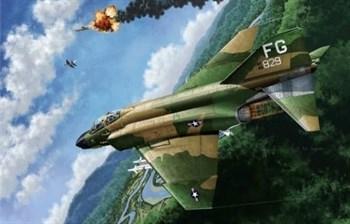 "Купите Самолет  USAAF F-4C ""Vietnamese War""  (1:48) в интернет-магазине «Лавка Орка». Доставка по РФ от 3 дней."