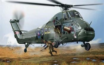 Купите Вертолёт Royal Navy Wessex UH.5  (1:48) в интернет-магазине «Лавка Орка». Доставка по РФ от 3 дней.