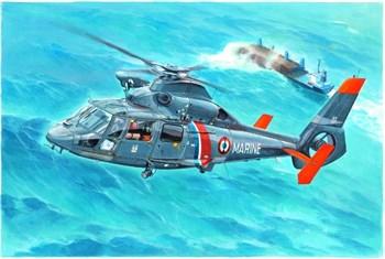 Купите Вертолет  AS365N2 Dolphin 2 Helicopter (1:35) в интернет-магазине «Лавка Орка». Доставка по РФ от 3 дней.