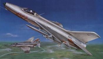 Купите Самолёт  МиГ-21 Ф-13 (1:32) в интернет-магазине «Лавка Орка». Доставка по РФ от 3 дней.