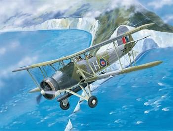 """Купите Самолет  Фейри """"Суордфиш"""" Mk.I (1:32) в интернет-магазине «Лавка Орка». Доставка по РФ от 3 дней."""
