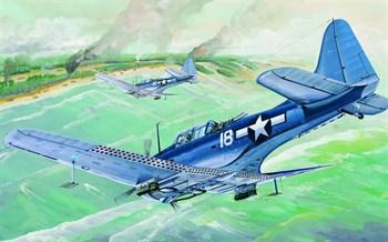 """Купите Самолет  SBD-5/ А-24B """"Даунтлес"""" (1:32) в интернет-магазине «Лавка Орка». Доставка по РФ от 3 дней."""