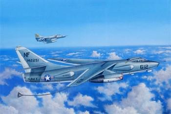Купите Самолет  EA-3B Skywarrior Strategic Bomber (1:48) в интернет-магазине «Лавка Орка». Доставка по РФ от 3 дней.