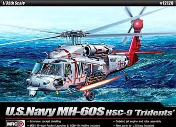 """Купите Вертолёт  MH-60S HSC-9 """"Tridents"""" (1:35) в интернет-магазине «Лавка Орка». Доставка по РФ от 3 дней."""