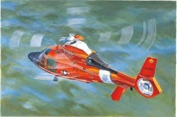 Купите Вертолет  US Coast Guard HH-65C Dolphin (1:35) в интернет-магазине «Лавка Орка». Доставка по РФ от 3 дней.