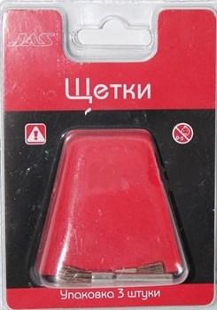 Щетка щетина,  5 мм, 3 шт./уп., блистер