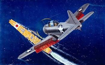 "Купите Самолет  SBD-1/2 ""Даунтлесс"" (1:32) в интернет-магазине «Лавка Орка». Доставка по РФ от 3 дней."
