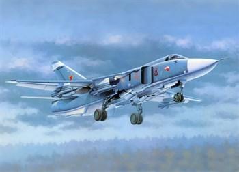 Купите Самолет  Су-24М (1:48) в интернет-магазине «Лавка Орка». Доставка по РФ от 3 дней.