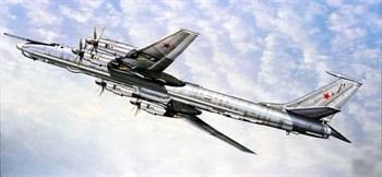 Купите Самолет  Ту-142 МР (1:72) в интернет-магазине «Лавка Орка». Доставка по РФ от 3 дней.