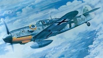 Купите Самолёт  Мессершмитт Bf109G-6 early (1:24) в интернет-магазине «Лавка Орка». Доставка по РФ от 3 дней.