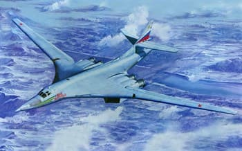 Купите Самолет Ту-160 (1:72) в интернет-магазине «Лавка Орка». Доставка по РФ от 3 дней.