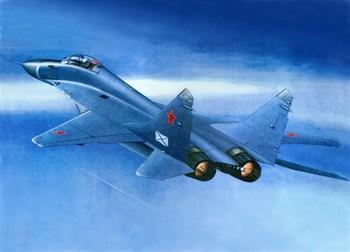 Купите Самолет  МиГ-29К (1:32) в интернет-магазине «Лавка Орка». Доставка по РФ от 3 дней.