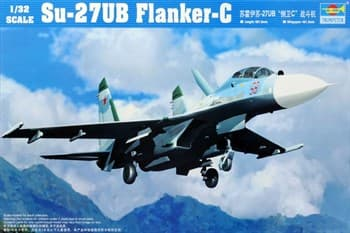 Купите Самолет  Су-27УБ (1:32) в интернет-магазине «Лавка Орка». Доставка по РФ от 3 дней.