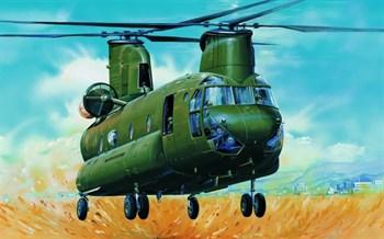 """Купите Вертолет  СН-47D """"Чинук"""" (1:35) в интернет-магазине «Лавка Орка». Доставка по РФ от 3 дней."""