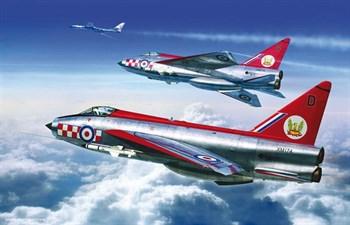 """Купите Самолет  BAC """"Лайтнинг"""" F.1A/F.3 (1:32) в интернет-магазине «Лавка Орка». Доставка по РФ от 3 дней."""