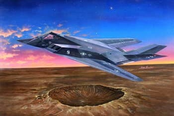 Купите Самолёт  F-117 Найтхок (1:32)  в интернет-магазине «Лавка Орка». Доставка по РФ от 3 дней.