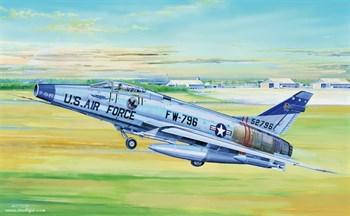 "Купите Самолет  F-100D ""Супер Сейбр"" (1:32) в интернет-магазине «Лавка Орка». Доставка по РФ от 3 дней."