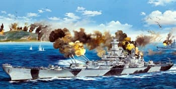 Купите Корабль  USS Iowa BB-61 (1:200) в интернет-магазине «Лавка Орка». Доставка по РФ от 3 дней.