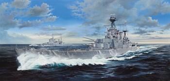 Купите Корабль HMS Hood  (1:200) в интернет-магазине «Лавка Орка». Доставка по РФ от 3 дней.
