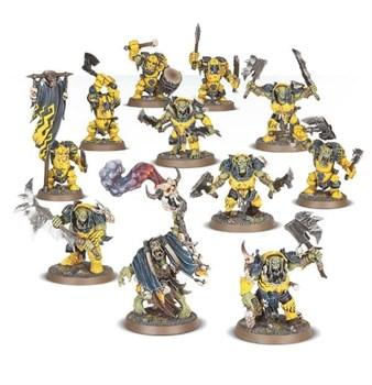 Ironjawz Weirdnob Warband (Банда Чудил Железных Челюстей)