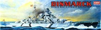 Купите Линкор  Bismarck (1:800) в интернет-магазине «Лавка Орка». Доставка по РФ от 3 дней.