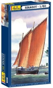 Купите Корабль  SINAGOT (1:60) в интернет-магазине «Лавка Орка». Доставка по РФ от 3 дней.