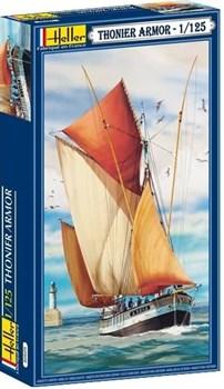 Купите Корабль  THONIER ARMOR (1:125) в интернет-магазине «Лавка Орка». Доставка по РФ от 3 дней.