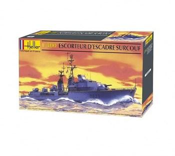 Купите Корабль  ESCORTEUR DHEESCADRE SURCOUF (1:400) в интернет-магазине «Лавка Орка». Доставка по РФ от 3 дней.