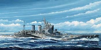"Купите Линкор HMS ""Ренаун"" 1945 г. (1:700) в интернет-магазине «Лавка Орка». Доставка по РФ от 3 дней."