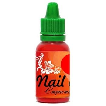 Фото 1 Краска для ногтей Nail Art — Страстный красный 15мл