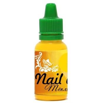 Фото 1 Краска для ногтей Nail Art — Тёплый жёлтый 15мл