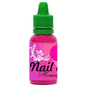 Фото 1 Краска для ногтей Nail Art — Нежный розовый 15мл