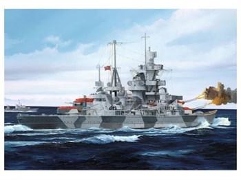 "Купите Крейсер ""Адмирал Хиппер"" 1941г.  (1:700) в интернет-магазине ""Лавка Орка"". Доставка по РФ от 3 дней."