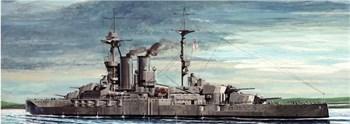 """Купите Линкор """"Warspite"""" 1915 (1:700) в интернет-магазине """"Лавка Орка"""". Доставка по РФ от 3 дней."""