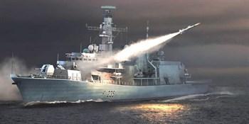 "Купите Корабль  HMS TYPE 23 Frigate-Monmouth(F235) (1:350) в интернет-магазине ""Лавка Орка"". Доставка по РФ от 3 дней."
