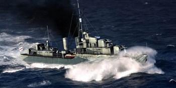 """Купите Корабль  HMS Eskimo Destroyer 1941  (1:350) в интернет-магазине """"Лавка Орка"""". Доставка по РФ от 3 дней."""
