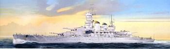 """Купите Корабль  """"Литторио"""" 1941г. (1:700) в интернет-магазине """"Лавка Орка"""". Доставка по РФ от 3 дней."""