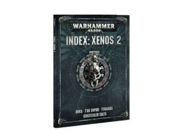 "Warhammer 40000: Индекс ""Чужаки. Том 2 (англ.)(Index: Xenos 2 (English))"""