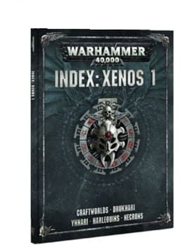 "Warhammer 40000: Индекс ""Чужаки. Том 1 (англ.)(Index: Xenos 1 (English))"""