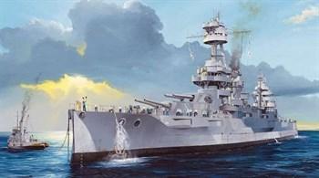 """Купите Корабль  USS New York BB-34 (1:350) в интернет-магазине """"Лавка Орка"""". Доставка по РФ от 3 дней."""