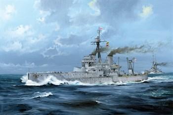"""Купите Корабль  HMS Dreadnought 1918 (1:350) в интернет-магазине """"Лавка Орка"""". Доставка по РФ от 3 дней."""