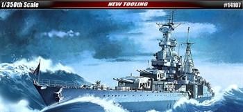 """Купите Корабль USS CA-35 INDIANAPOLIS (1:350) в интернет-магазине """"Лавка Орка"""". Доставка по РФ от 3 дней."""