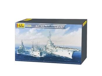 """Купите Корабль  TASK FORCE """"Ravitaillement à la Mer"""" (1:400) в интернет-магазине """"Лавка Орка"""". Доставка по РФ от 3 дней."""