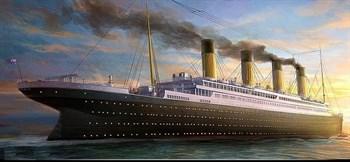 """Купите Лайнер  Titanic """"The White Star Liner"""" (1:400) в интернет-магазине """"Лавка Орка"""". Доставка по РФ от 3 дней."""